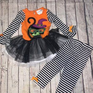 Emily Rose 18 Month Halloween Outfit